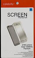 Lenovo A789 Premium глянцевая защитная пленка на телефон