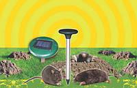 Инструкция на русском языке Отпугиватель грызунов (кротов) на солнечной батарее Solar Rodent Repeller