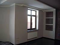 Косметический ремонт помещений и фасадов