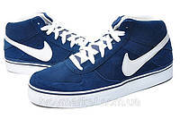 Кроссовки мужские Nike 6.0 Mavrk Mid 2  синие, фото 1