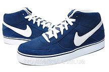 Кроссовки мужские Nike 6.0 Mavrk Mid 2  синие