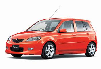 Автомобильные стекла для MAZDA 2 (Demio) 2003