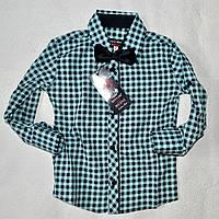 Рубашечка на мальчика 1,2 :)
