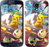 "Чехол на Samsung Galaxy S4 i9500 Покемоны pokemon go v2 ""3771c-13"""