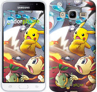 "Чехол на Samsung Galaxy J2 (2016) J210 Покемоны pokemon go v2 ""3771c-270"""