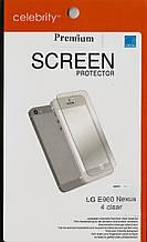 LG_E960, глянцева плівка Nexus 4