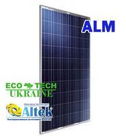 Солнечные панели (батареи, фотомодули) ALTEK ALM-260 - 60 Р поликристалл