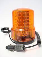 Мигалка жёлтая светодиодная TR 502-19 AYFAR 12В 24В v1