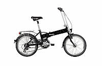 Електровелосипед складний VAUN Egon 20 Schwarz 7Ah\250W Німеччина