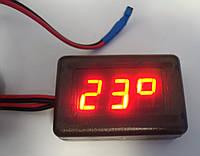 Вольтметр + тахометр + термометр автомобильный програмируемый 12в-24в АПрИ