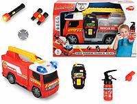 Пожарная машина с набором пожарника 33 см, DICKIE TOYS (371 6006)