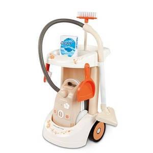 Іграшкова побутова техніка та аксесуари для прибирання