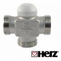 """Трехходовой термостатический клапан HERZ CALIS-TS 1/2""""  Австрия"""