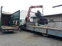 Перевозка сельхозоборудования