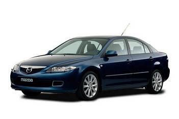 Автомобильные стекла для MAZDA 6 СЕД/ ХБ LHD 03/2002-2007
