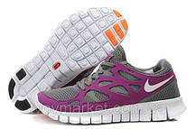 Кроссовки Nike Free run plus 2 . женские кроссовки, женские кроссовки