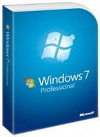 Операционная система Windows 7 Professional Russian DVD BOX (FQC-00265)