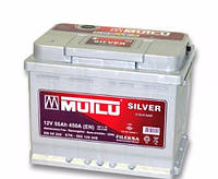 Аккумулятор MUTLU 6CT 55Ah 510А R+