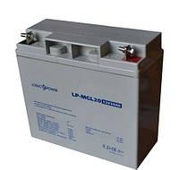 Аккумулятор мультигелевый Logicpower LP-MG 12V 20AH, (AGM) для ИБП