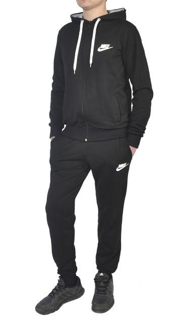 4d16e45ed3f9ab Чоловічий спортивний костюм Nike ,чорний , цена 436 грн., купить ...