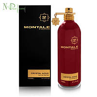 Парфюмированная вода (тестер) Montale Crystal Aoud 100 мл