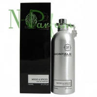 Парфюмированная вода (тестер) Montale Wood and Spices 20 мл (б/уп)