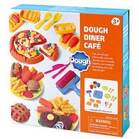 Набор PlayGo Пиццерия, 5 цветов 82254 баночки пластилина подарок