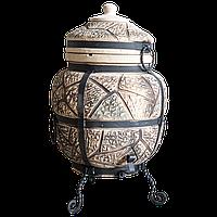 Печь тандыр Эконом 3,5 (Узор)