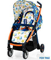 Детская Прогулочная коляска Fly Travel System Tale - Cosatto (Англия) - матрас, чехол на ноги, корзина