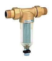 Самопромывной фильтр для воды Honeywell MiniPlus (Resideo) FF06-1/2AA для холодной воды