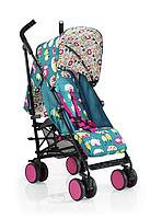 Детская Прогулочная коляска Supa Go Happy Campers  - Cosatto (Англия) - дождевик, регулировка спинки