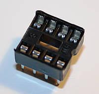 Панельки для микросхем PIN 8 шаг 2,54мм