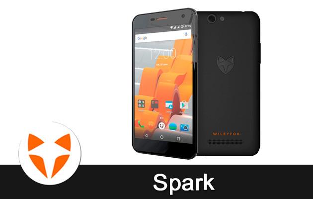 Чехлы, защитные стекла для Wileyfox Spark, Spark+, Spark plus
