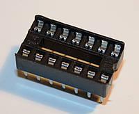 Панельки для микросхем PIN 14 шаг 2,54мм