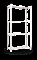 Стеллаж Элегант-3 на болтовом соединении (1580х820х340)