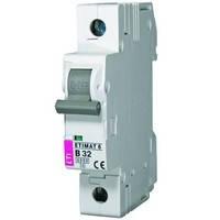 Автоматический выключатель ETIMAT 6 1р С 20А (6 кА)