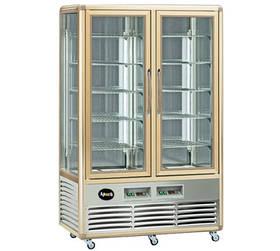 Шкаф холодильный кондитерский APACH AVP700GG Snelle