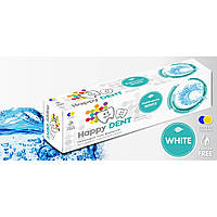 Зубная паста Happy Dent Отбеливающая, 40 г