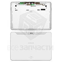 Корпус для планшета Samsung P7510 Galaxy Tab, белый, (версия Wi-Fi)