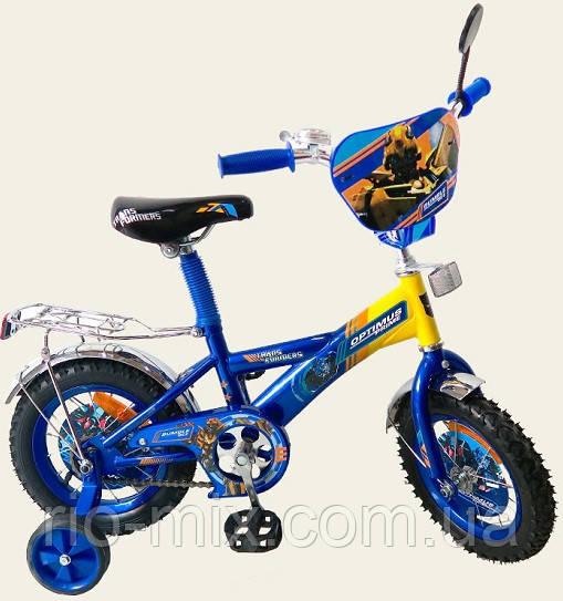 Детский велосипед для мальчика 422171 - Интернет-магазин RIO-MIX в Львове