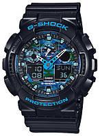 Часы мужские Casio G-Shock GA-100CB-1AER