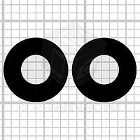Стекло камеры для планшета Fly Flylife Connect 7 3G 2, original, #860+1731+1+100