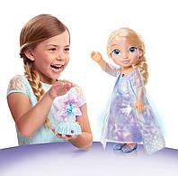 Поющая кукла Эльза северное сияние , фото 1
