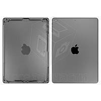 Задняя крышка для планшета Apple iPad Air (iPad 5), черная, (версия Wi-Fi)