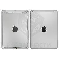 Задняя крышка для планшета Apple iPad Air (iPad 5), серебристая, (версия 3G)
