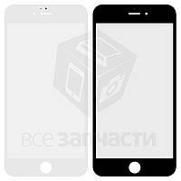 Стекло корпуса для мобильного телефона Apple iPhone 6S Plus, original, белое