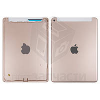 Задняя крышка для планшета Apple iPad Air 2, золотистая, (версия 3G)