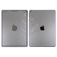 Задняя крышка для планшета Apple iPad Air 2, черная, (версия Wi-Fi)