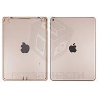Задняя крышка для планшета Apple iPad Air 2, золотистая, (версия Wi-Fi)