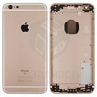 Корпус для мобильного телефона Apple iPhone 6S Plus, золотистый